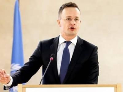 Будапешт отреагировал на внесение Киевом в черный список венгерских чиновников