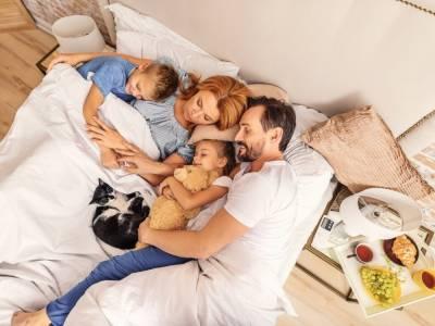 Эксперт дала советы, как наладить здоровый сон