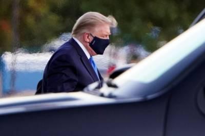 Болсонару пожелал Трампу и его супруге скорейшего выздоровления