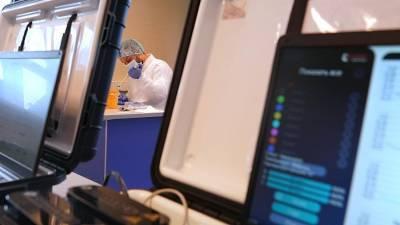 9859 новых случаев коронавируса зарегистрировали в России за сутки