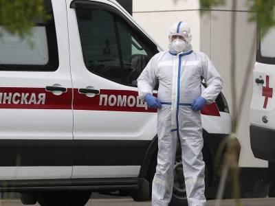 В России зарегистрировано около 10 тыс. зараженных COVID-19 за сутки