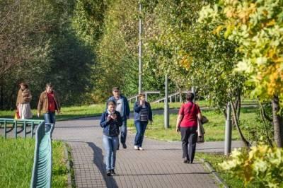 В Московском регионе в воскресенье ожидается теплая погода без осадков