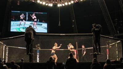 Холм победила Альдану в главном бою турнира UFC Fight Night