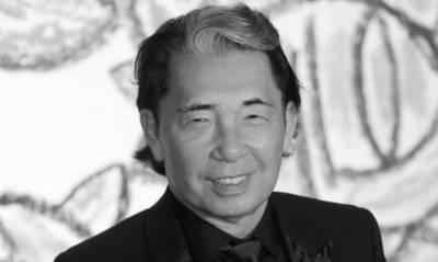 Основатель бренда Kenzo умер из-за коронавируса
