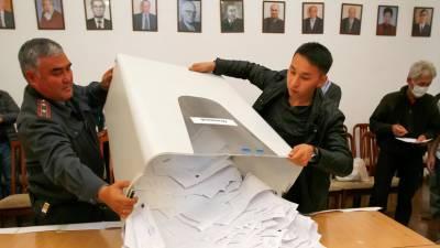 Наблюдатели МПА СНГ назвали конкурентными парламентские выборы в Киргизии