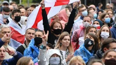 На марше в защиту политзаключённых задержано 200 человек