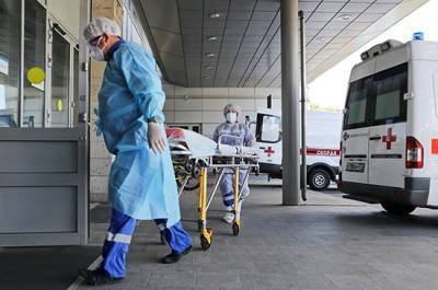 В Москве за сутки 3 537 человек заразились коронавирусом