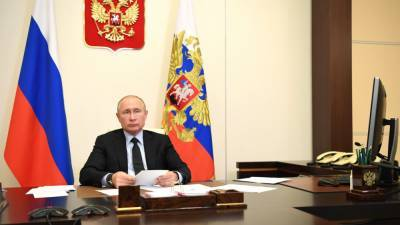 Кремль подтвердил встречу Путина с лидерами фракций Госдумы
