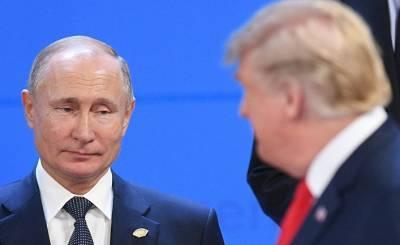 The Washington Post (США): иностранное вмешательство в американские выборы, может, и не грозит. Но как насчет нашего сознания?