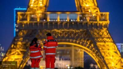 Власти Парижа решили ужесточить меры по борьбе с COVID-19