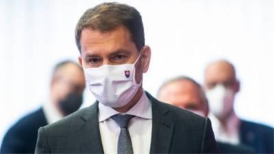 В Словакии могут ужесточить меры по борьбе с Covid-19
