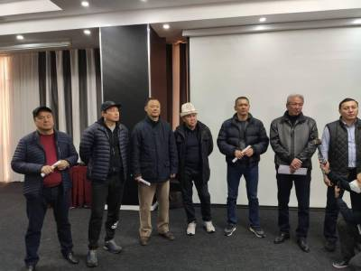 Ряд партий Кыргызстана образовали координационный совет. В него вошли два экс-премьера