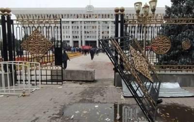 ЦИК Кыргызстана признал выборов недействительными