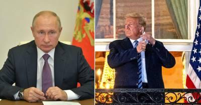 В Кремле заявили, что Путин не планирует телефонный разговор с Трампом