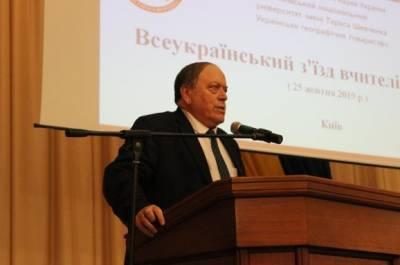 Академик НАН Ярослав Олийнык умер из-за коронавируса COVID-19