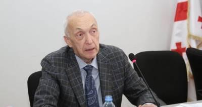 Средства для лечения коронавируса Грузия получит через 2-3 недели - Церцвадзе