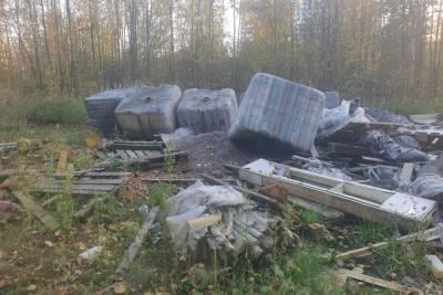 Петербуржцы пожаловались на опасные отходы на Дальневосточном проспекте