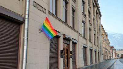 """На акции Pussy Piot против гомофобии был задержан корреспондент """"Свободы"""""""