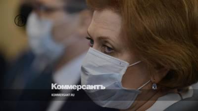 Глава Роспотребнадзора заявила об осложнении ситуации с COVID-19
