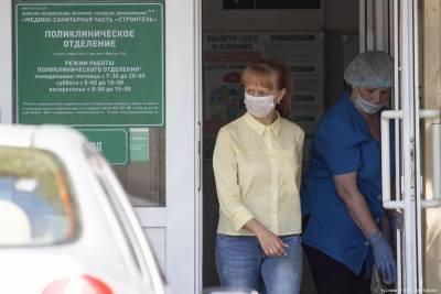 Снова 110 случаев коронавируса подтвердили в Томской области