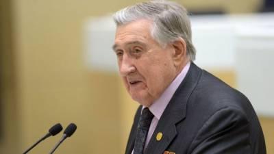 Умер экс-секретарь ЦК КПСС и бывший сенатор Владимир Долгих
