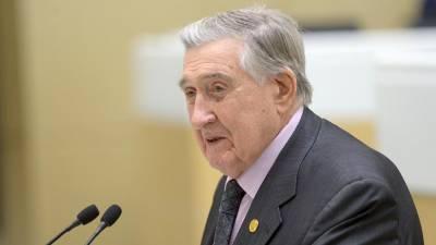 Умер бывший депутат Госдумы и сенатор Владимир Долгих