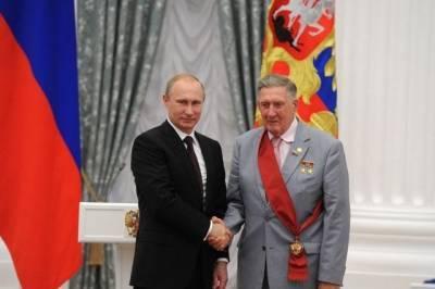 Путин выразил соболезнования в связи со смертью Владимира Долгих