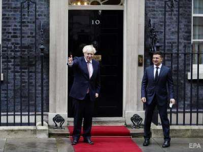 Сотрудничество после Brexit. Украина и Великобритания подписали соглашение о стратегическом партнерстве