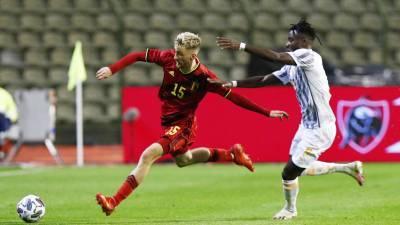 Бельгия сыграла вничью с Кот-Д'Ивуаром в товарищеском матче