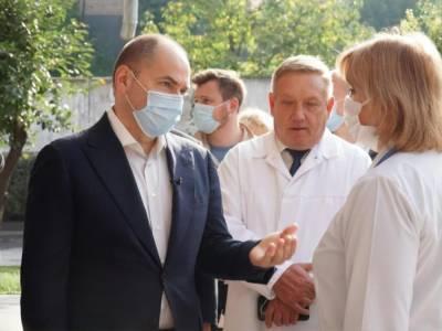 Правительство Украины утвердило экспериментальный проект по заготовке плазмы крови для лечения пациентов с COVID-19