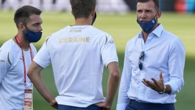 У нас состоялся серьезный диалог, - Шевченко о разговоре с футболистами после проигрыша Франции