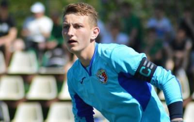 Шевченко вызвал в сборную Украины еще одного вратаря