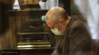 Ефремов отмечает 57-летие на нарах в Белгороде