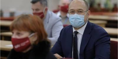 У Шмыгаля коронавирус не подтвердили — пресс-секретарь