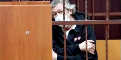 Дело о смертельном ДТП: Ефремова отправят в колонию, где сидели скандальные футболисты Кокорин и Мамаев