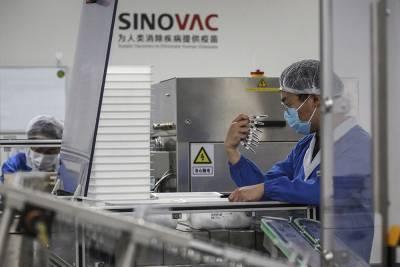 В Бразилии приостановили испытания китайской вакцины от COVID-19