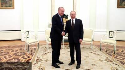 Эрдоган и Путин обсудили перемирие в Нагорном Карабахе