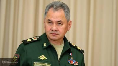 Шойгу обсудил Карабах с министром обороны Турции