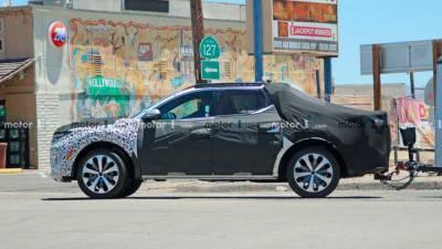 В 2021 году появится пикап Hyundai Santa Cruz