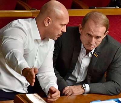 Партия Медведчука выходит на первое место, но бандеровцы в...