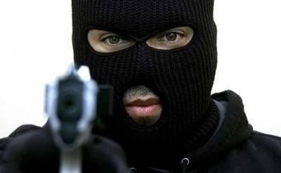 Под Запорожьем произошло вооруженное ограбление «Новой почты»
