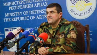 """Президент """"НКР"""" обвинил военных Армении в предательстве: Арутюнян рассказал про поступок спецназа в Карабахе"""