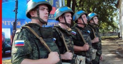 Военные эксперты оценили вооружение миротворцев России в Карабахе
