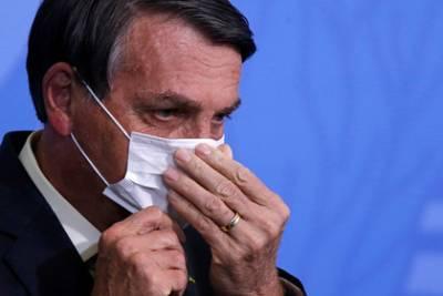 Президент Бразилии допустил связь смерти добровольца с китайской вакциной