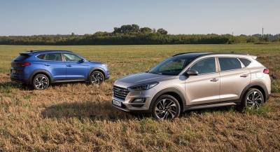 Hyundai подняла цены на кроссоверы Tucson и Tucson N Line в России