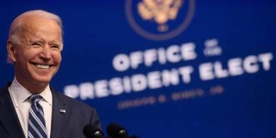 Китай поздравил Джо Байдена с победой на выборах президента США