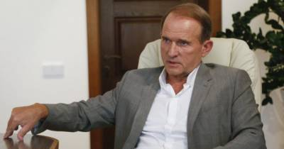 Украинская власть рассчитывает повторить путь нацистов – Медведчук