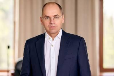 Министр здравоохранения Украины заразился COVID-19