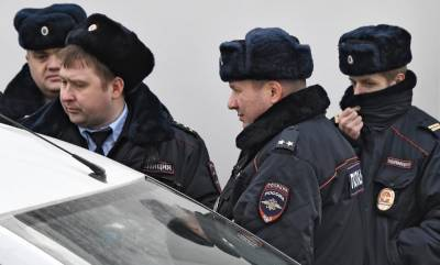 Полиция завела дело после нападения на фотографа «Коммерсанта» в Москве