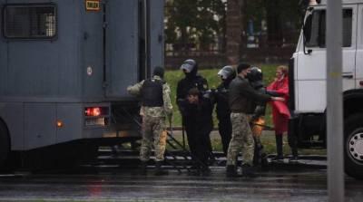 Протесты в Беларуси: за все время задержаны уже почти 25 тысяч человек, еще 8 - погибли